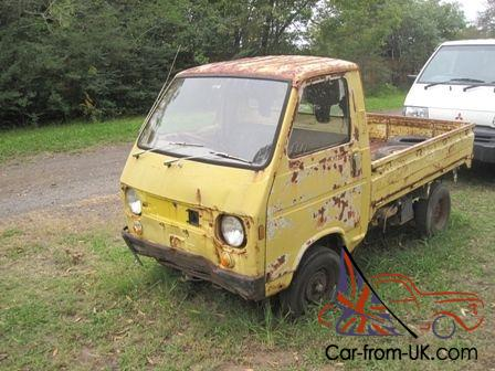 Suzuki carry ute 4x4 for sale