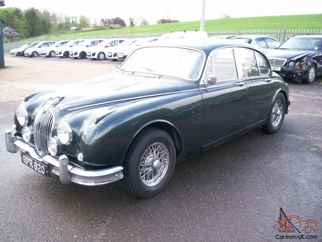 1961 jaguar mk2 3 8 litre manual overdrive brg coombs evocation. Black Bedroom Furniture Sets. Home Design Ideas