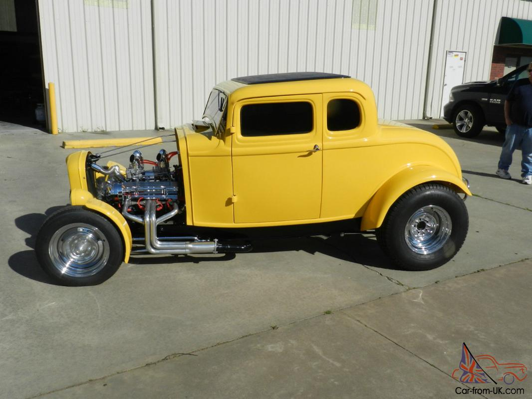 1932 yellow 5 window coupe for 1932 five window coupe