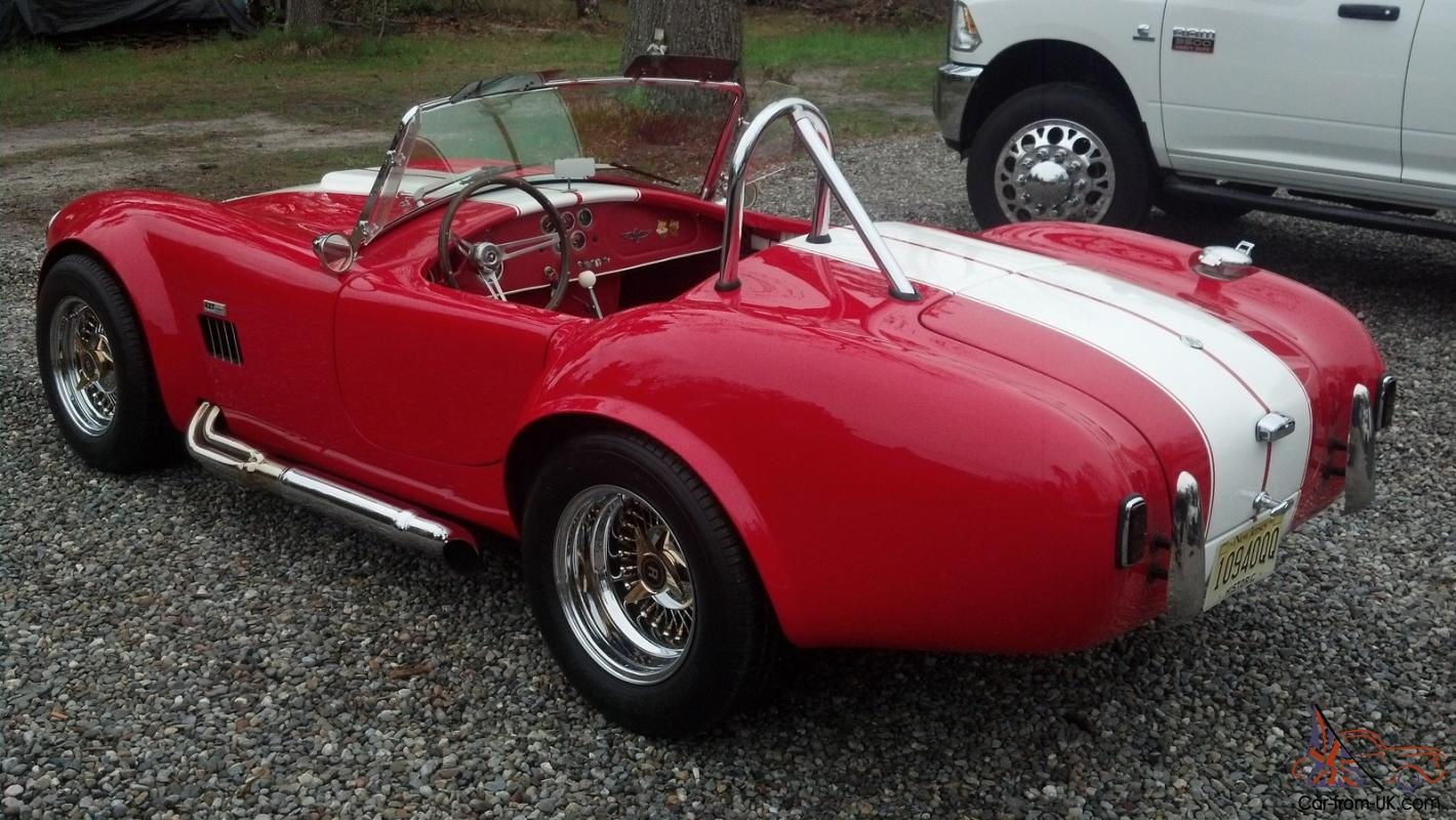 1966 ac cobra 427 side oiler fuel injected shell valley kit nr winner takes it. Black Bedroom Furniture Sets. Home Design Ideas
