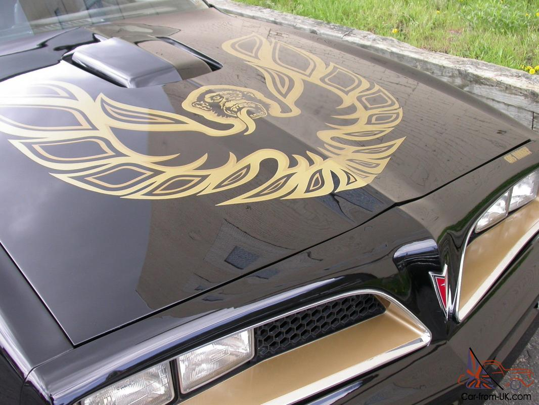 Smokey and the Bandit Car Gas Monkey Garage