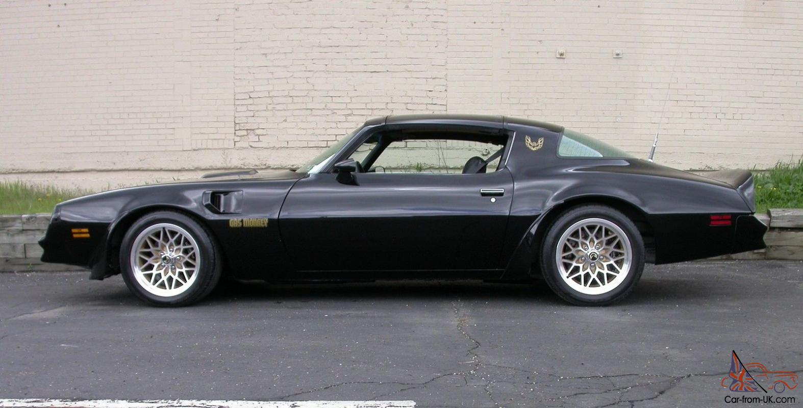 Gas Monkey Garage Cars For Sale Ebay >> Gas Monkey 'Smokey and Bandit' 77 TransAm Burt Reynolds