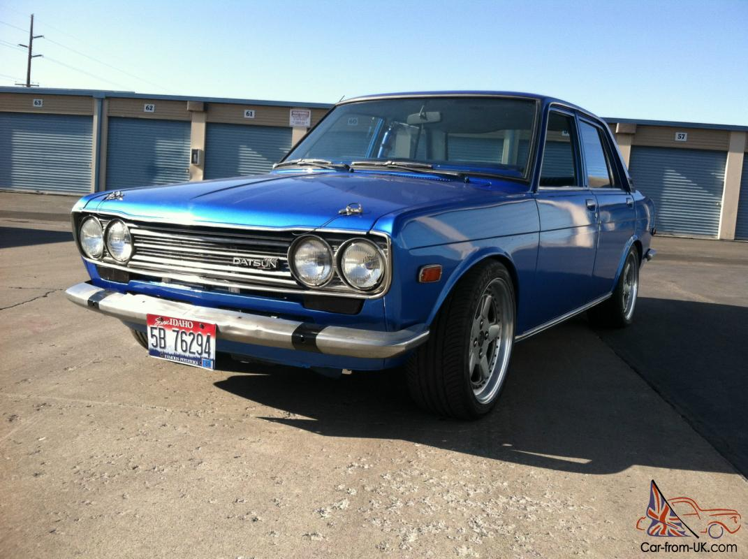 Here do you like this car tweet datsun 510 for sale current customer