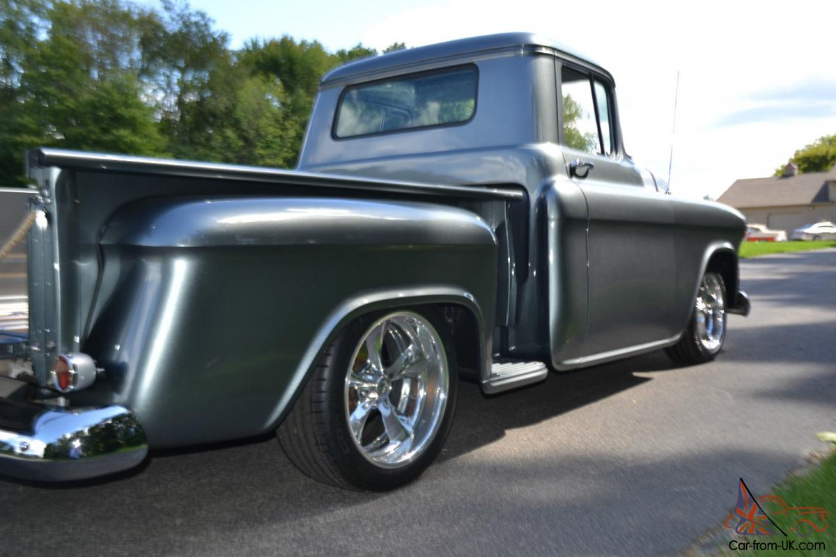 1950 chevy pickup restomod for sale autos post. Black Bedroom Furniture Sets. Home Design Ideas