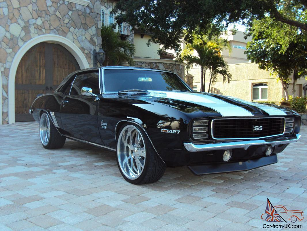 Ss camaro for sale
