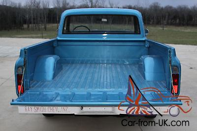 HANK WILLIAMS JR 1970 CHEVY C 10 PICK UP TRUCK