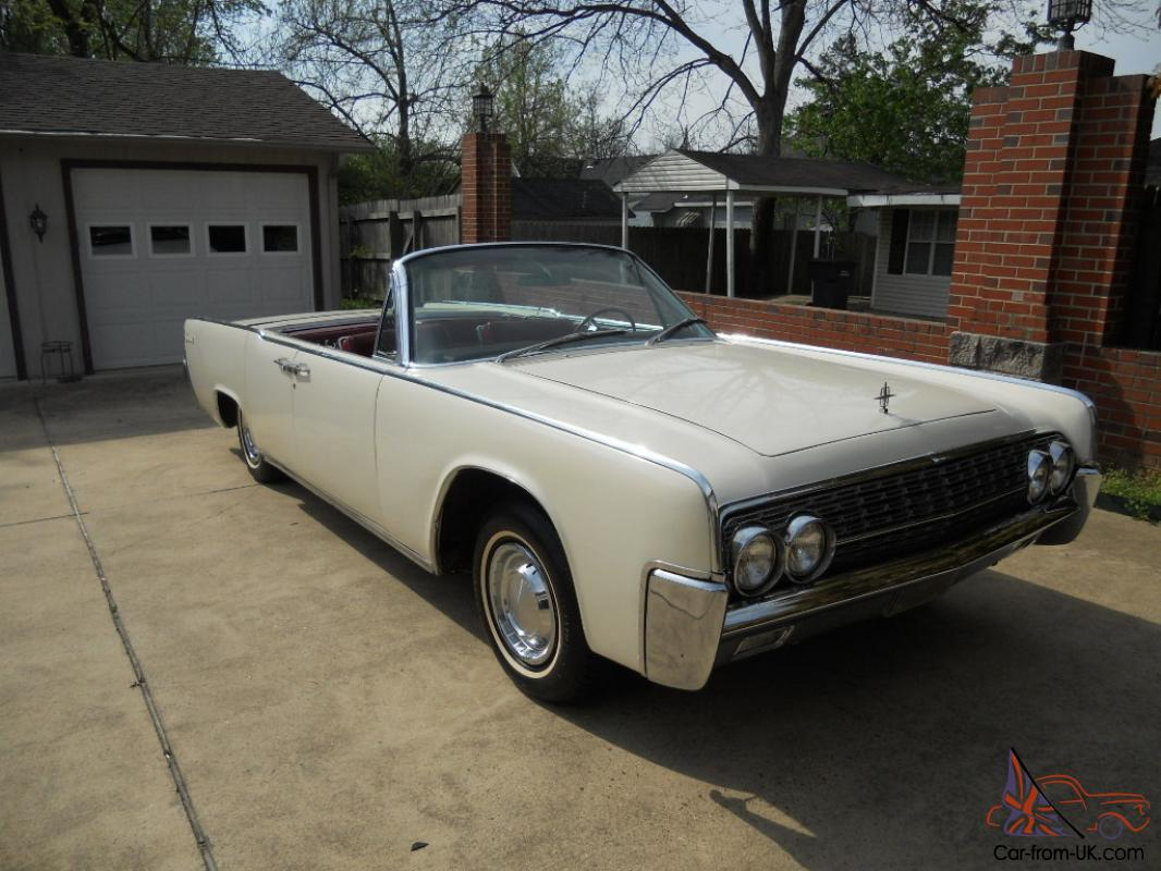 1962 lincoln continental convertible 4 door. Black Bedroom Furniture Sets. Home Design Ideas