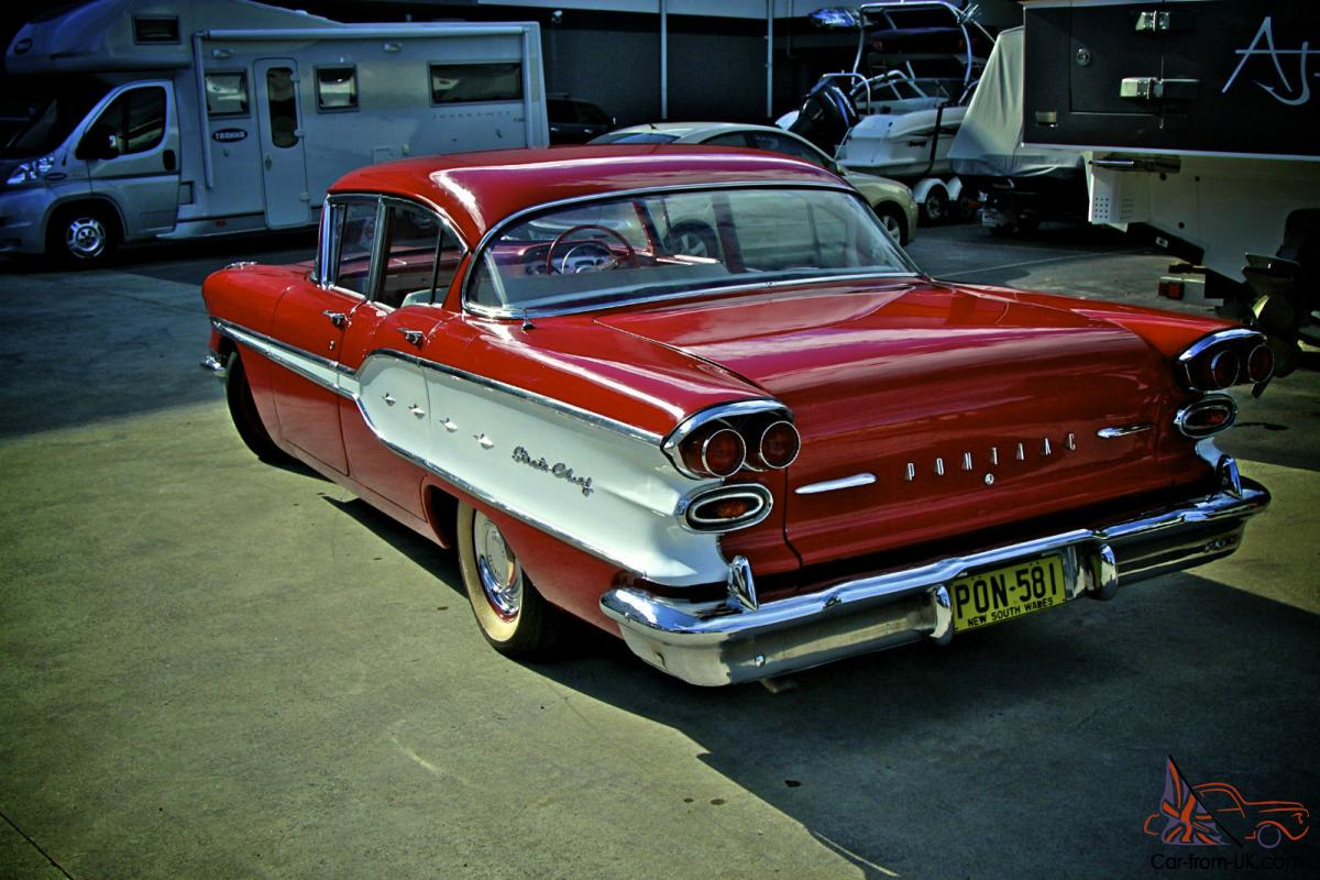 1958 pontiac awesome condition must sell in engadine nsw. Black Bedroom Furniture Sets. Home Design Ideas