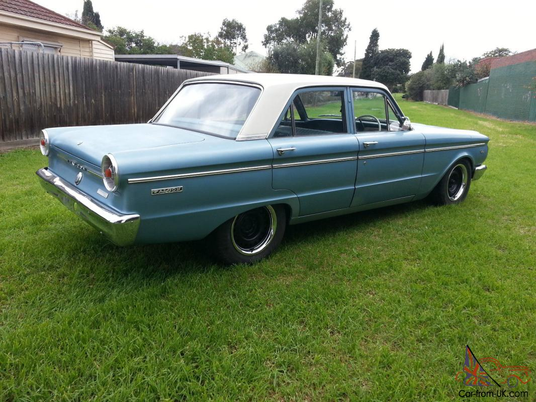 1964 Ford Falcon Futura Front Disc Brake Conversion | Autos Post