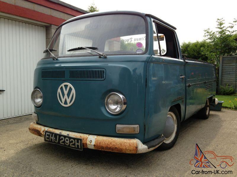 3a2a959110 Early bay window volkswagen pick up vw advertising pickup