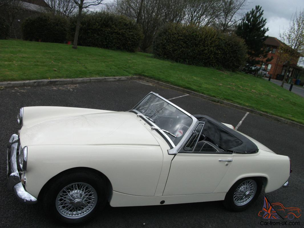 mg midget wire wheel