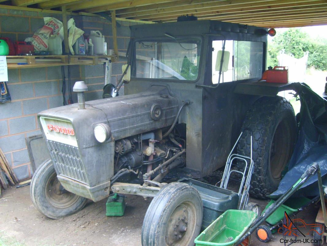 1975 Ford 2000 Tractor Parts : Ford tractor for sale