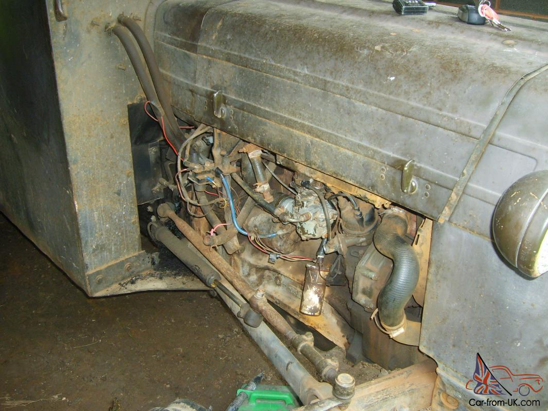 Ford 2000 Tractor 1974 1970 Wiring