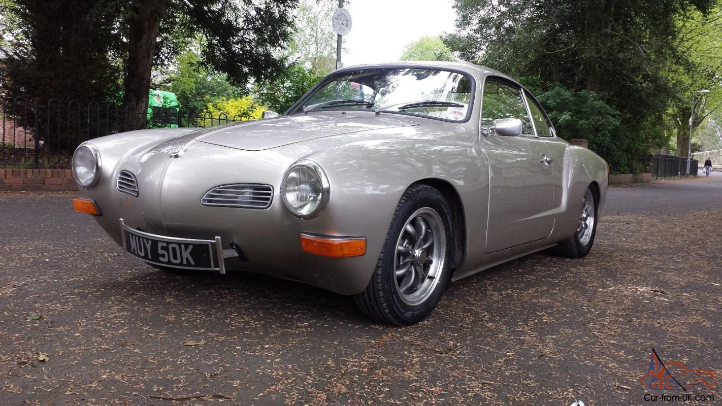Vw Volkswagen Karmann Ghia Coupe 1972 1641cc Engine Restored Beetle And Electrical System Troubleshooting