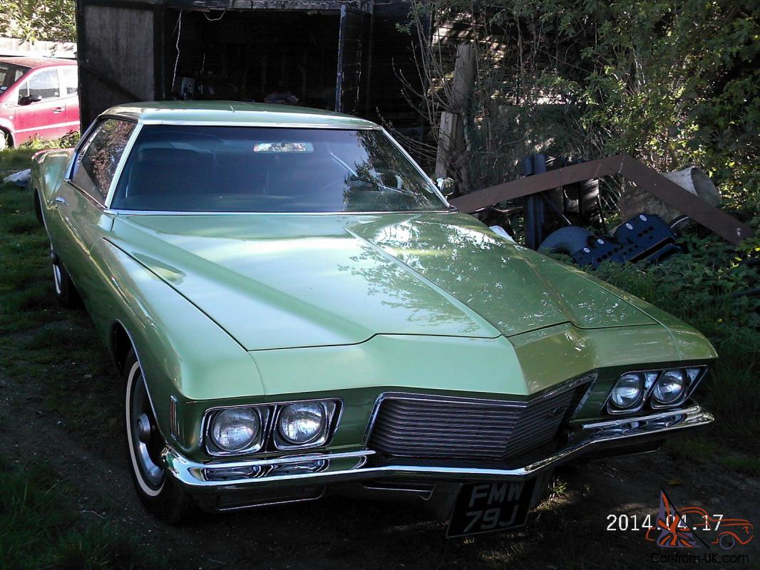 1971buick riviera one owner car. Black Bedroom Furniture Sets. Home Design Ideas