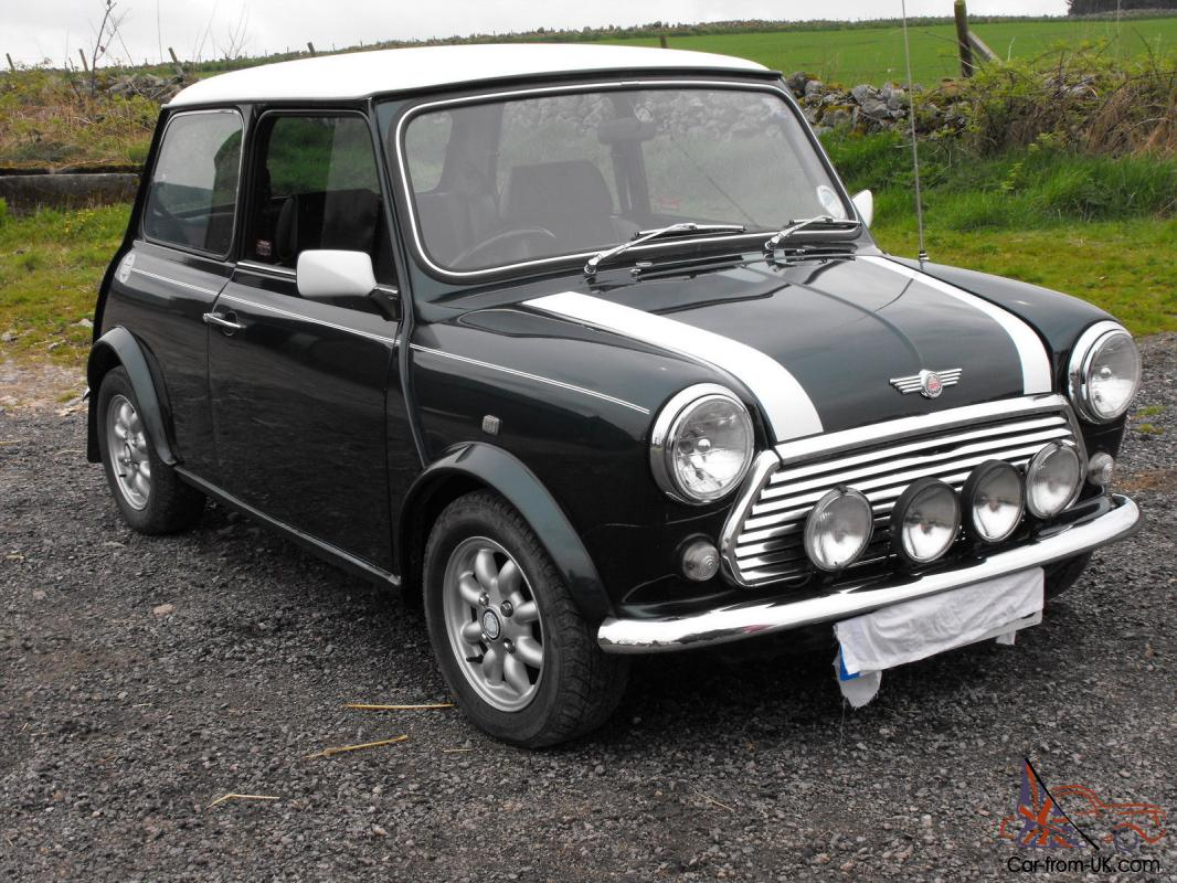 classic mini cooper 1992 k reg 1275cc injection. Black Bedroom Furniture Sets. Home Design Ideas