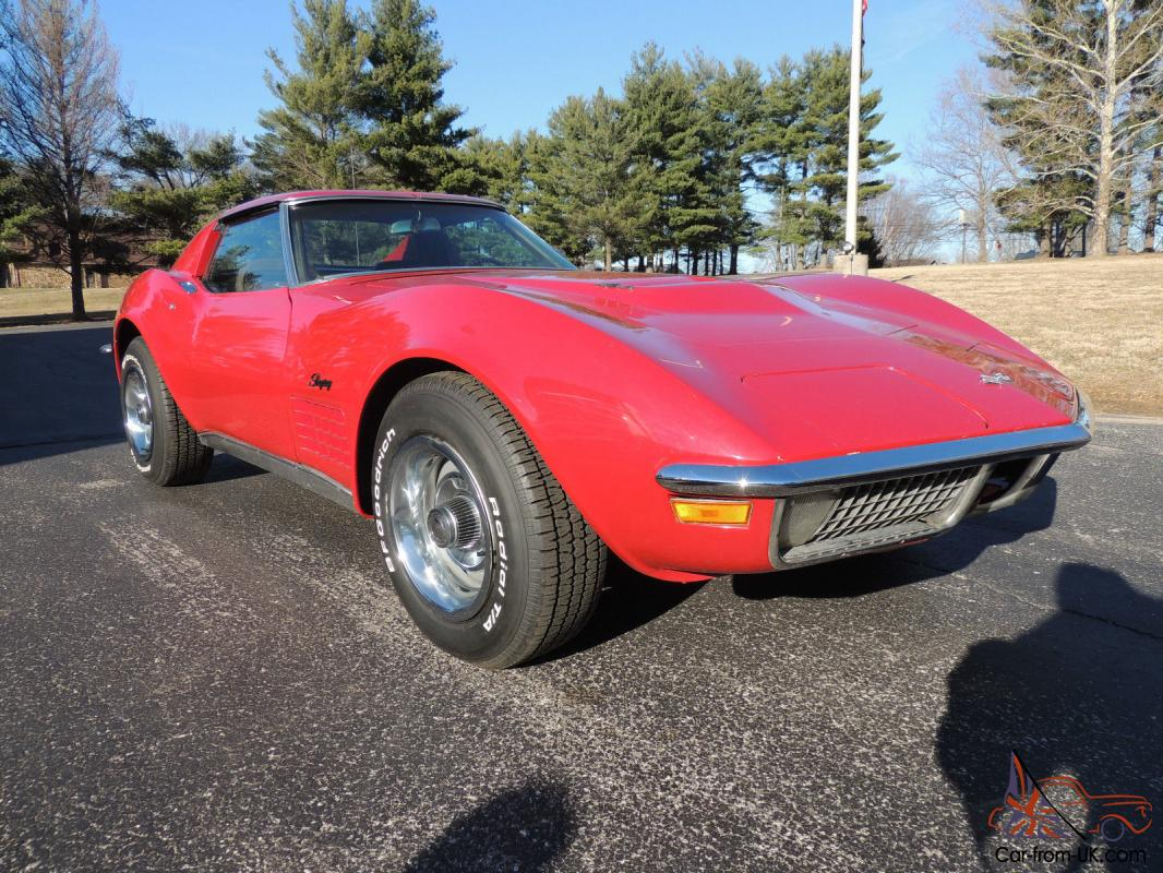 you are viewing a very desirable 1972 corvette stingray coupe factory. Cars Review. Best American Auto & Cars Review