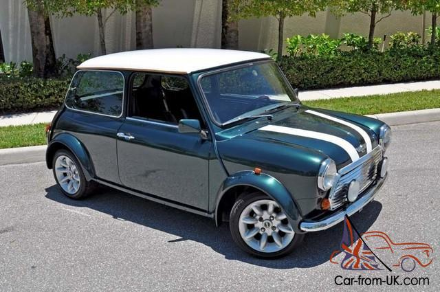 1974 classic mini cooper 1275 engine austin 14k miles. Black Bedroom Furniture Sets. Home Design Ideas