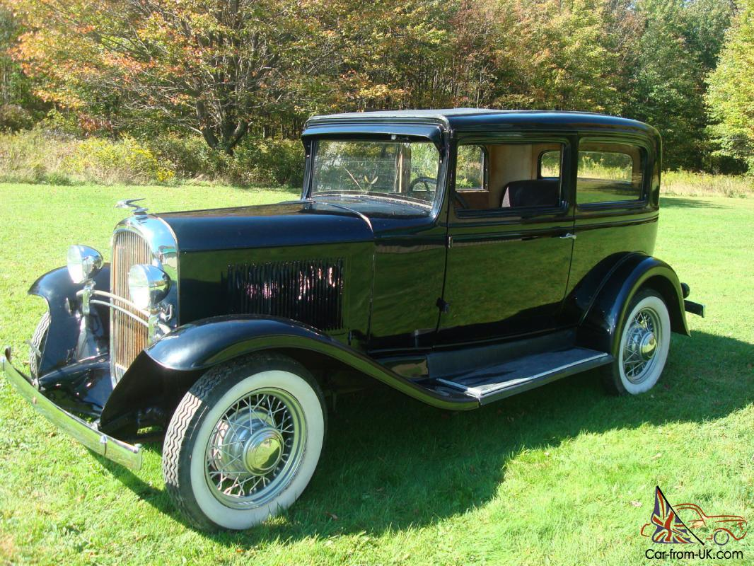 Oldsmobile 1931 2 door sedan not your common ford for 1931 chevrolet 4 door sedan