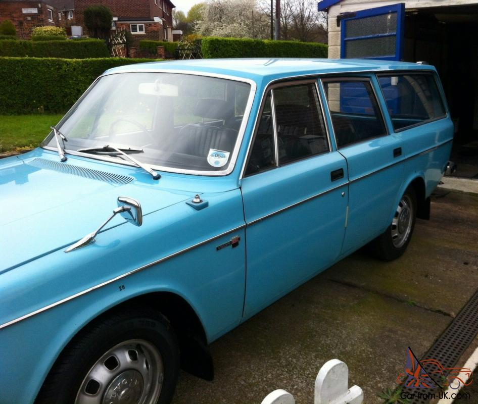 1990 Volvo Wagon For Sale: Volvo 145 Estate 1971 Classic