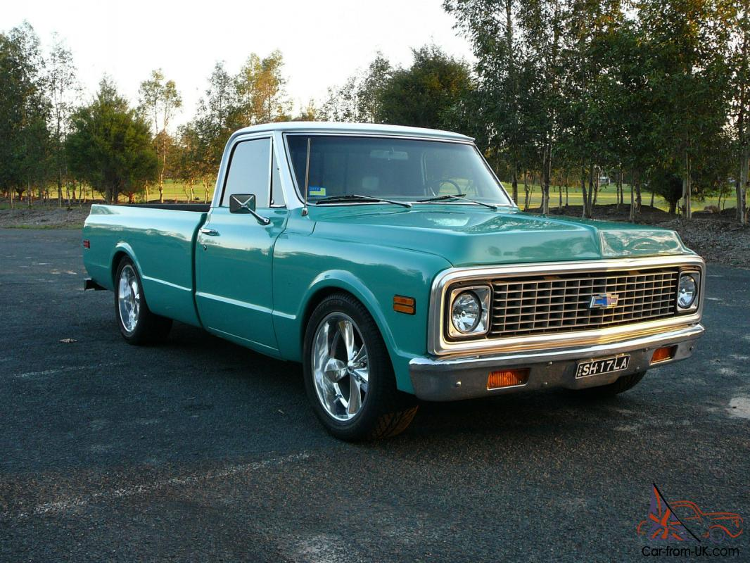 Chevy C10 1971 Chevlet In Liverpool Nsw