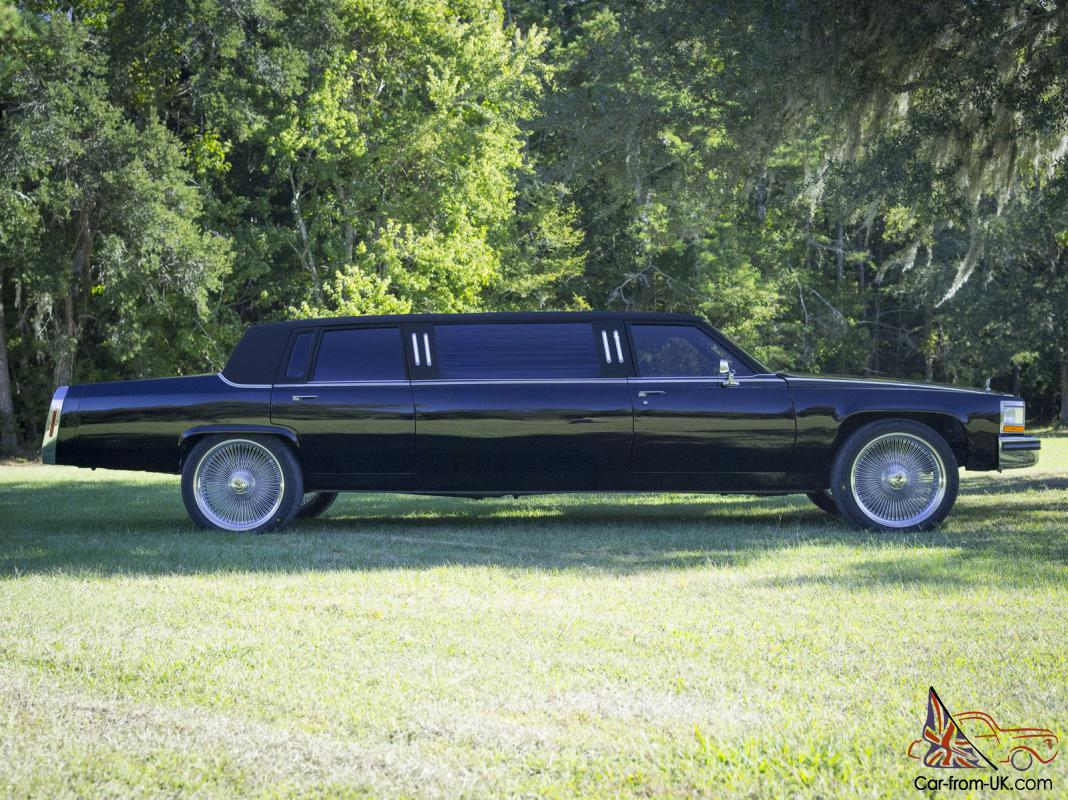 Cadillac Donk Limo One Of A Kind Exotic Limousine