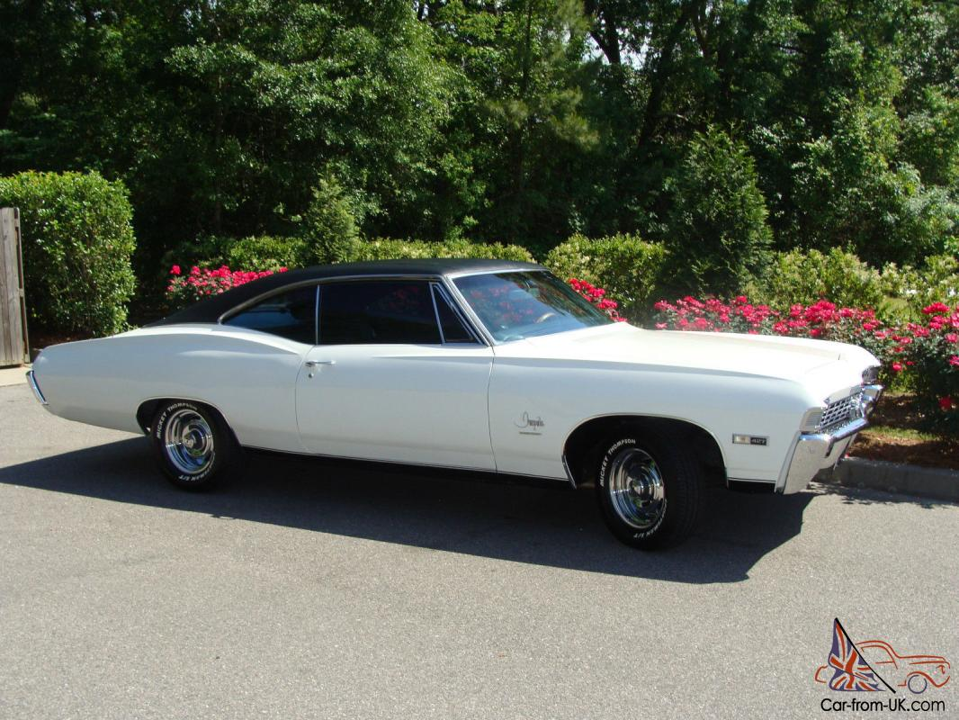 1968 chevy super sport classic impala chevelle malibu. Black Bedroom Furniture Sets. Home Design Ideas