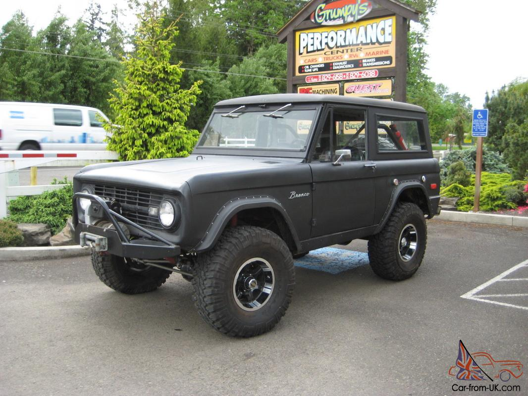 67 U15 Bronco Wagon Lifted Bronco Broncosis