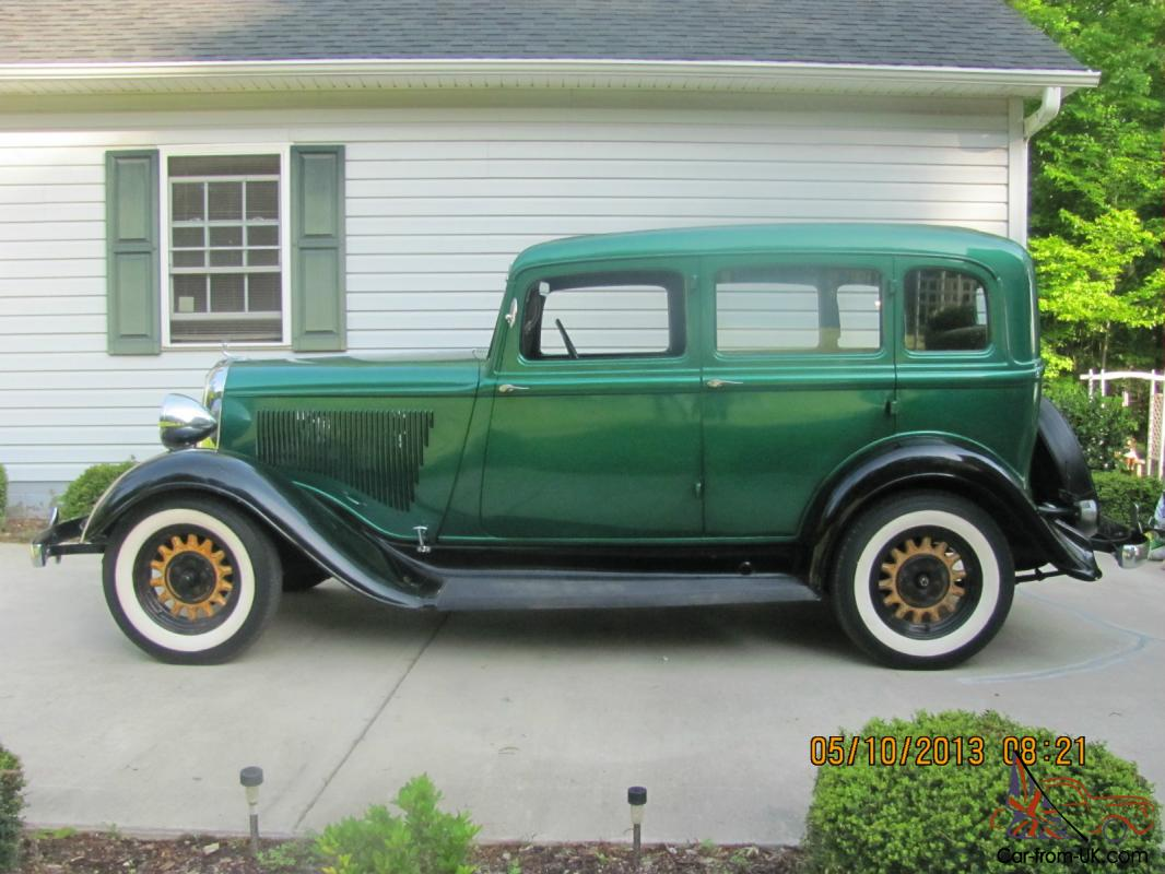 1933 plymouth pd four door for 1933 plymouth 4 door sedan for sale