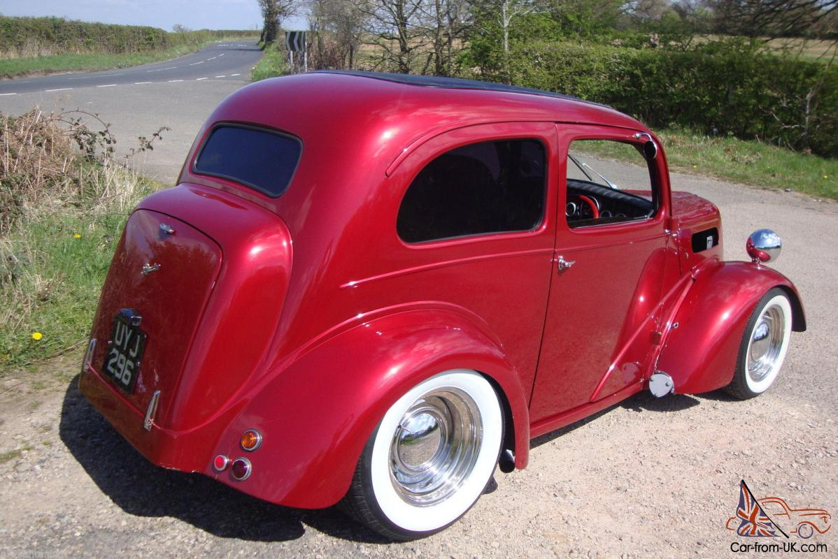 1954 ford pop Chevy powered !! Tax and mot exempt no swop