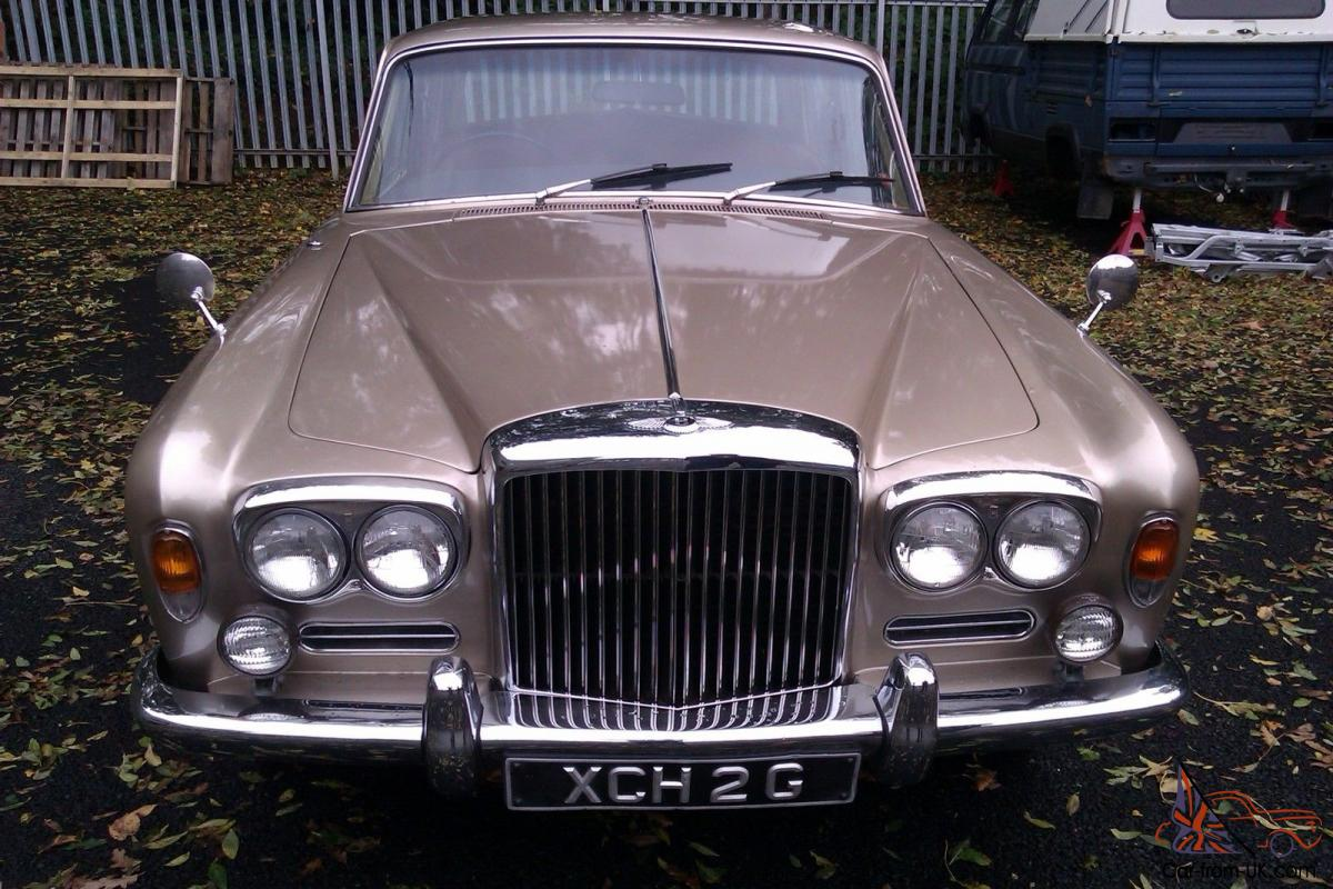 bentley t1 1969 standard saloon sand over sable mot mar 2015. Black Bedroom Furniture Sets. Home Design Ideas
