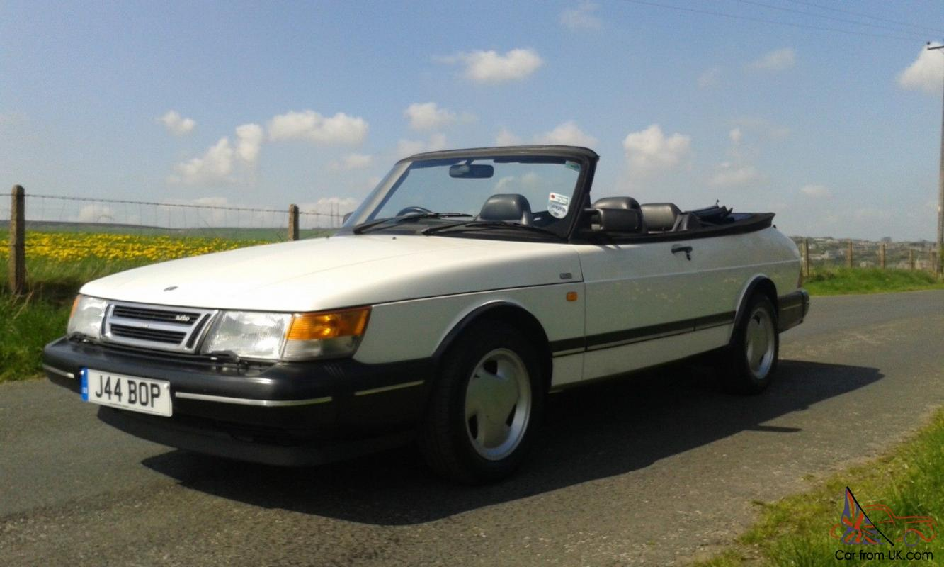 saab 900 classic lpt launch special convertible. Black Bedroom Furniture Sets. Home Design Ideas