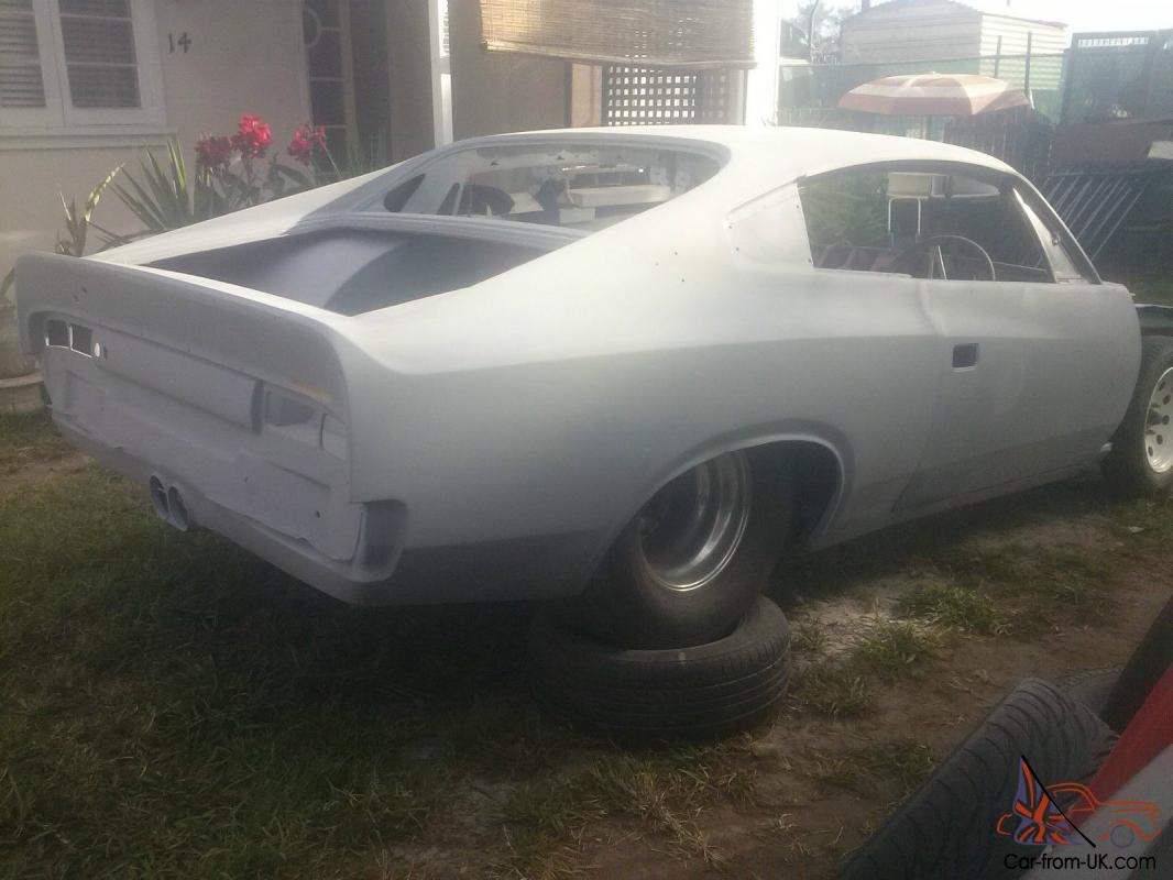Charger Drag Show Custom Turbo Swap Cheap 4WD Cheap V8 Project Tubbed GT