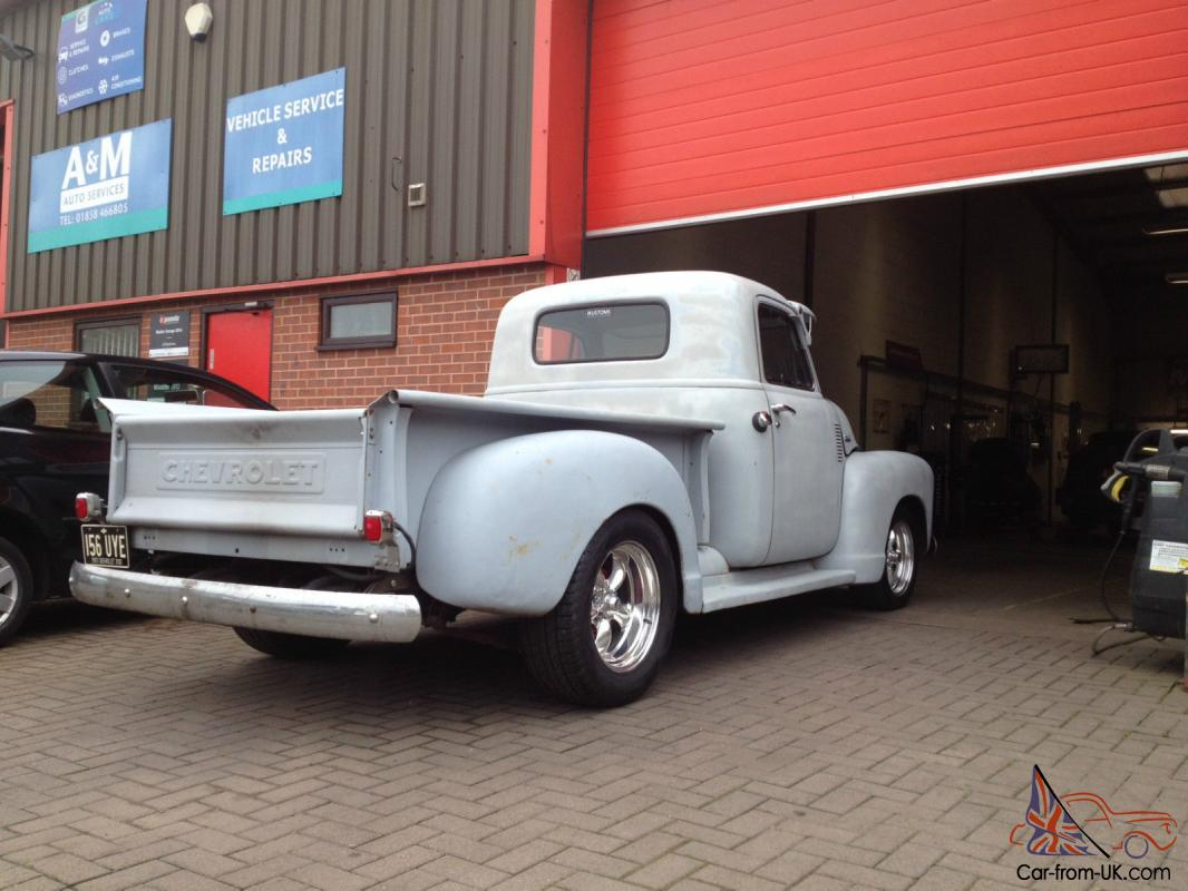 Chevrolet 3100 Pick Up - 400ci - Turbo 350 Automatic - American Racing