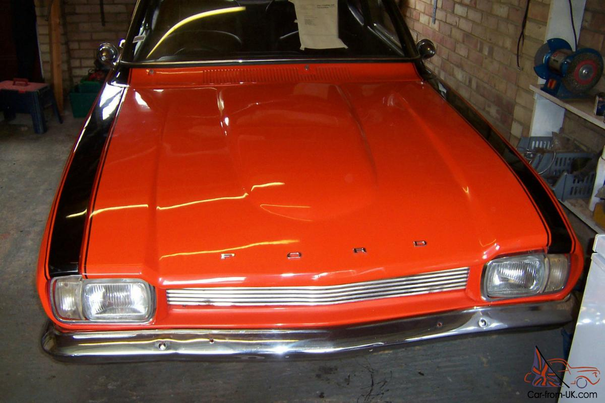 Ebay on Ford Capri Perana For Sale