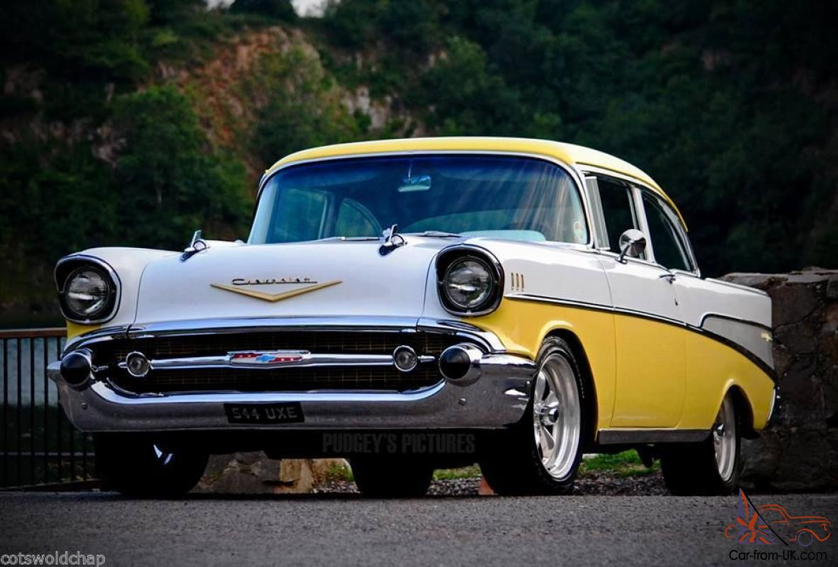 1957 chevrolet v8 belair classic american custom built for American custom classics