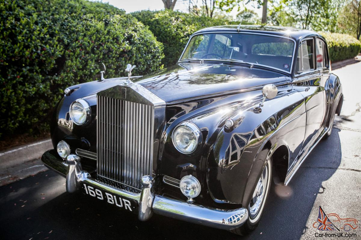 1956 rolls royce silver cloud i no reserve. Black Bedroom Furniture Sets. Home Design Ideas
