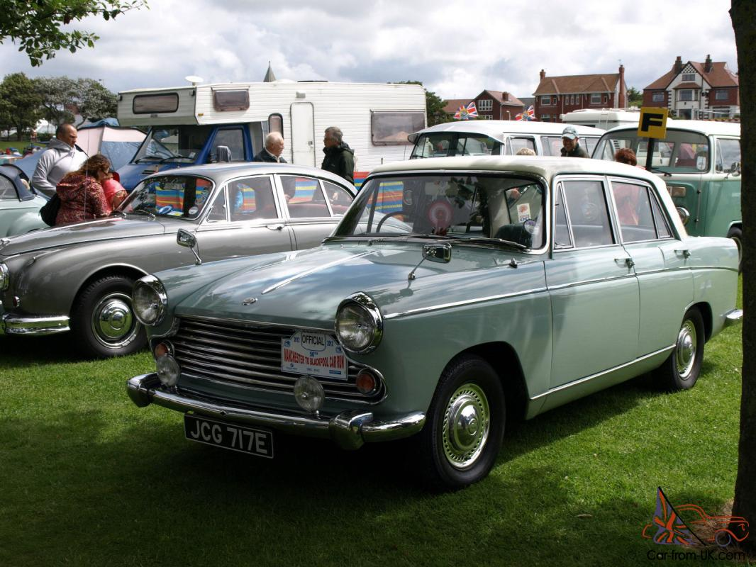 Morris Oxford Series Vi Farina