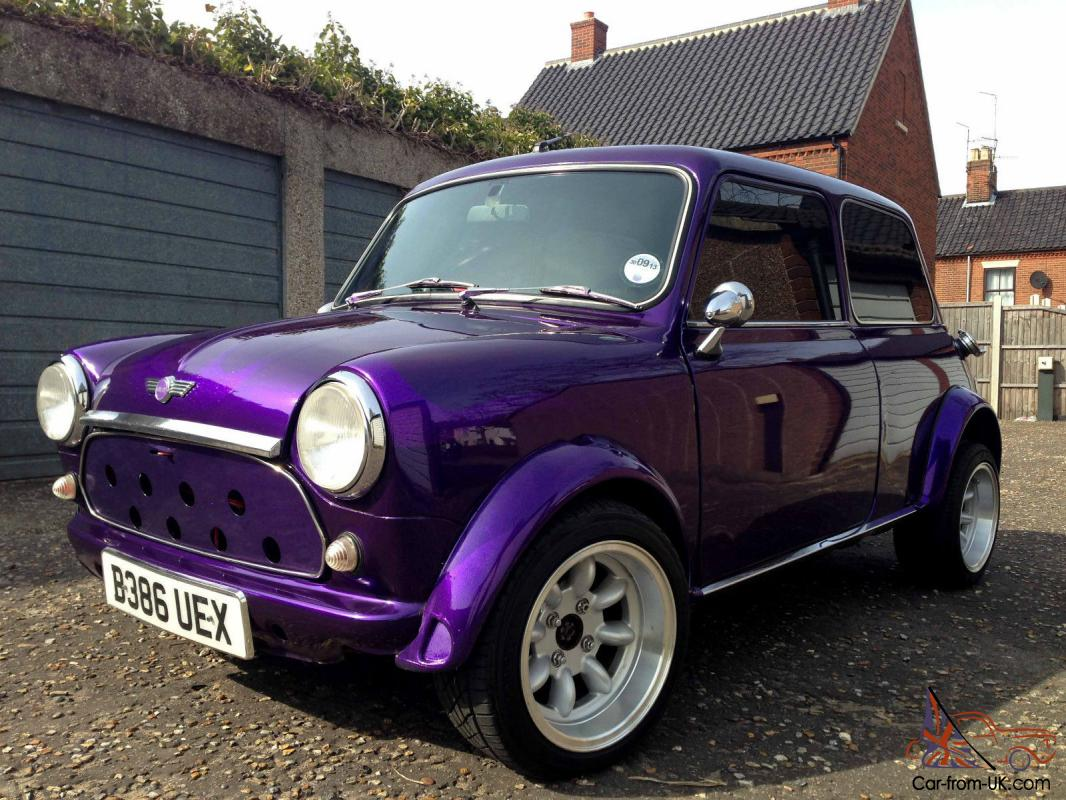 Modified Classic Mini 1400 with Suicide Door Conversion for sale