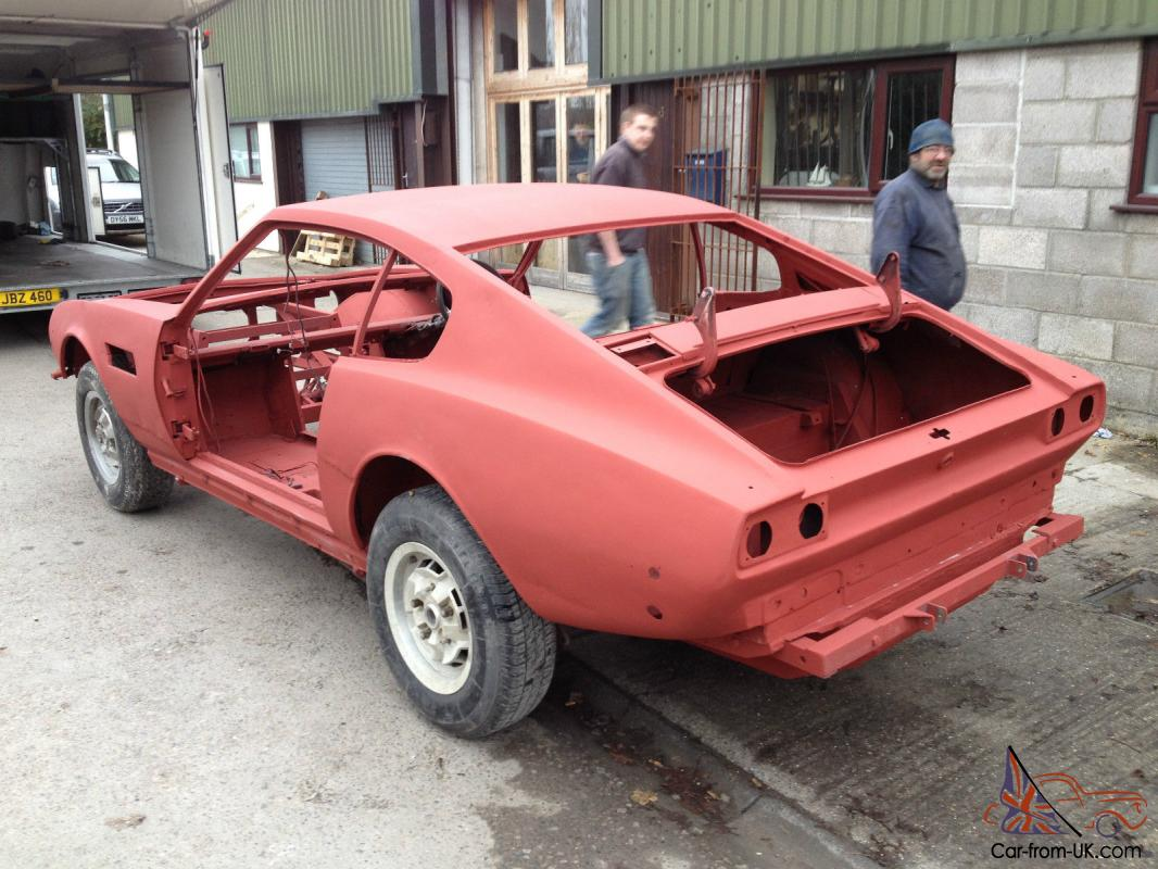 Aston Martin V Restoration Project - Aston martin restoration project for sale