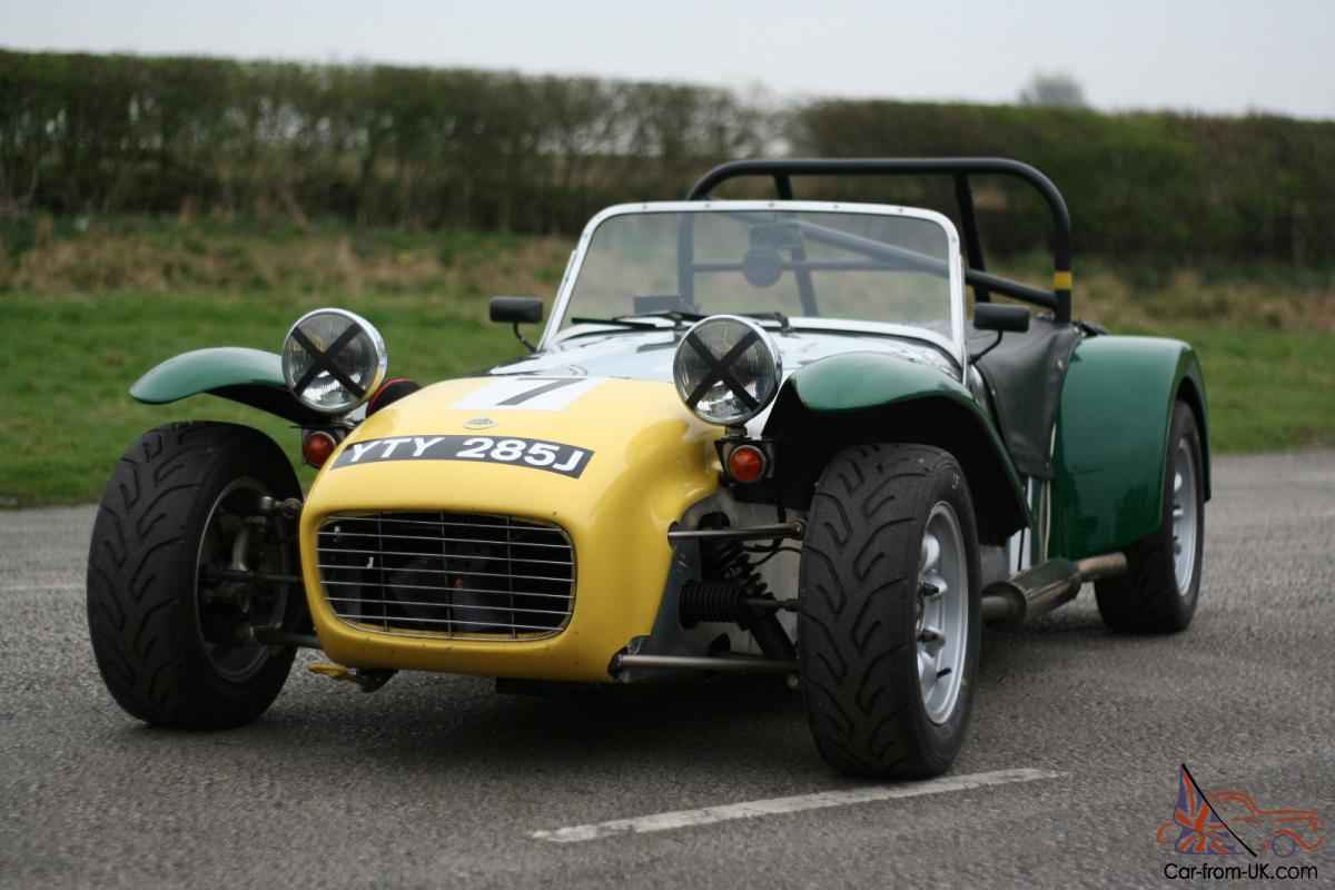Lotus 7 Seven Series 2 Race Car