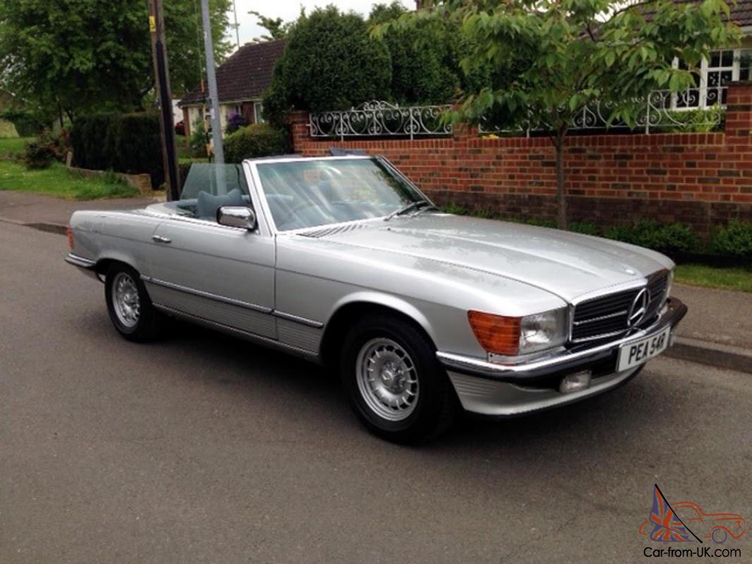 Merceds benz 350 sl for Mercedes benz fixed price servicing costs