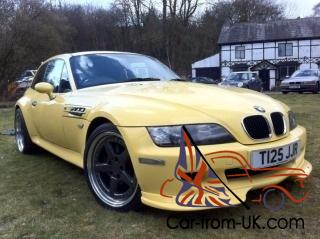 Bmw Z3 M Coupe Low Miles Massive History File Ac Schnitzer