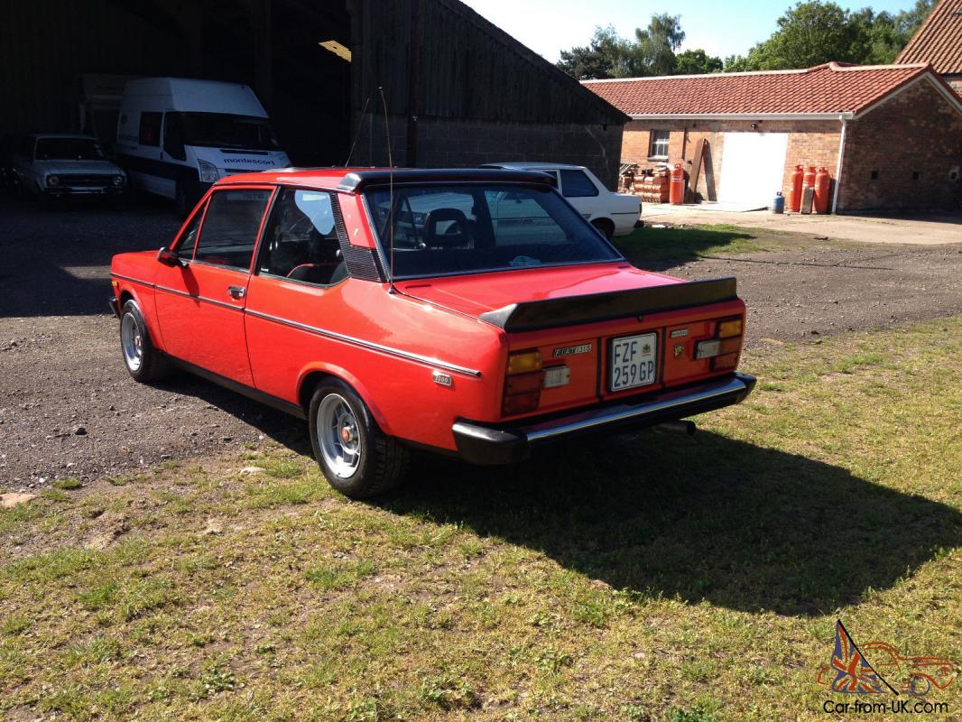 Fiat 131 Abarth For Sale on fiat abarth 131 rally