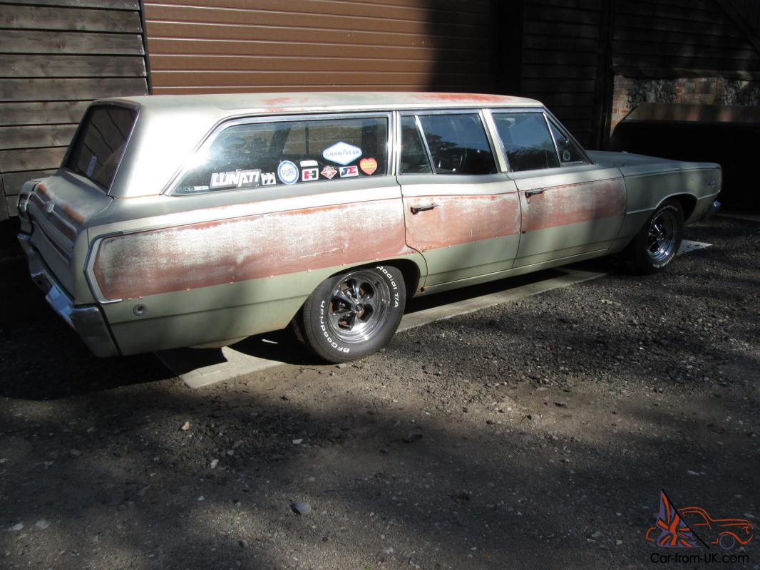 1968 plymouth sport satellite wagon california import easy project. Black Bedroom Furniture Sets. Home Design Ideas