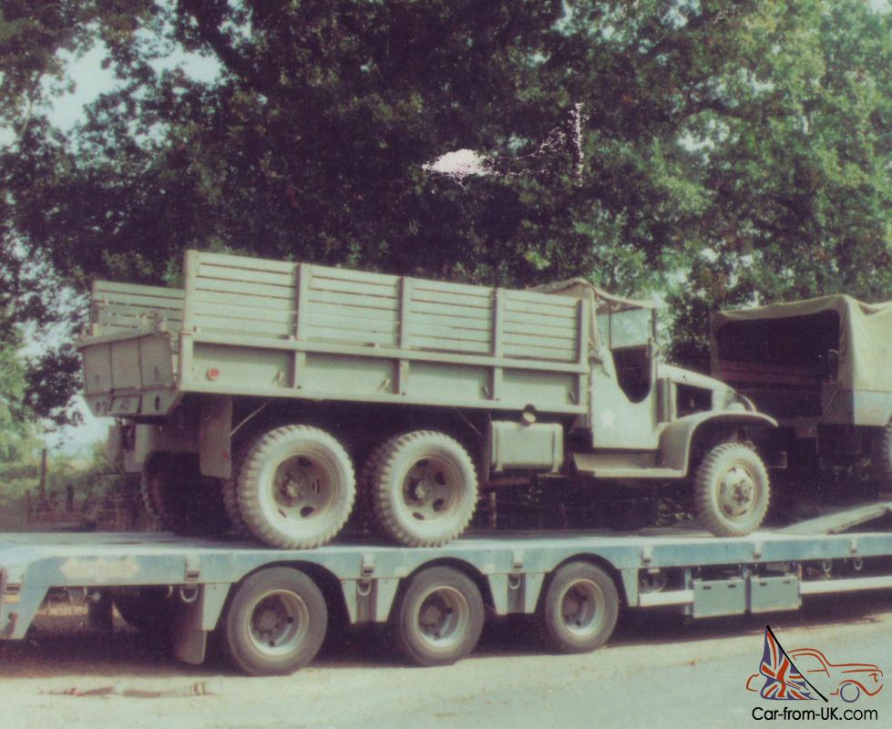 The Russian Ural 5323 Truck Was Specially Designed For Army Service