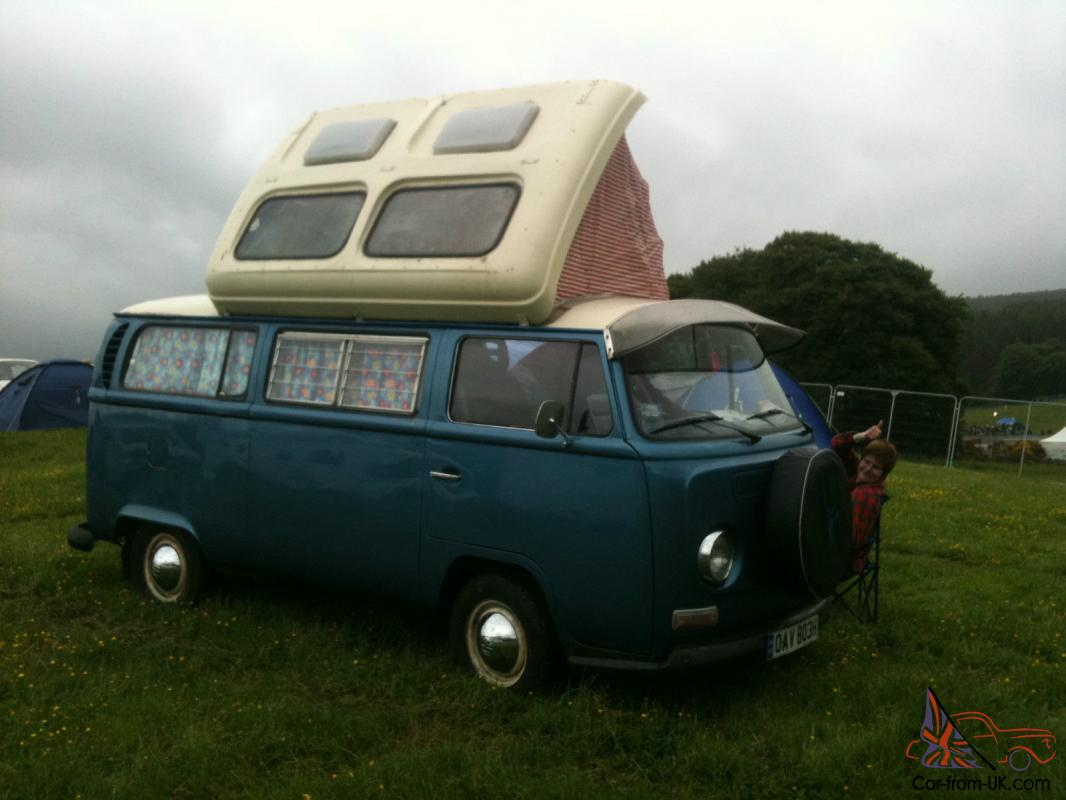 1970 tax exempt dormobile vw t2 bay camper roxy. Black Bedroom Furniture Sets. Home Design Ideas