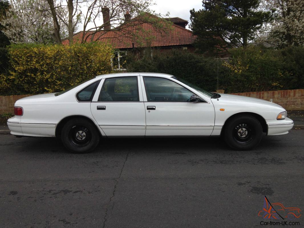 Police Car For Sale >> 1996 CHEVROLET CAPRICE CLASSIC V8 LHD impala buick oldsmobile crown victoria