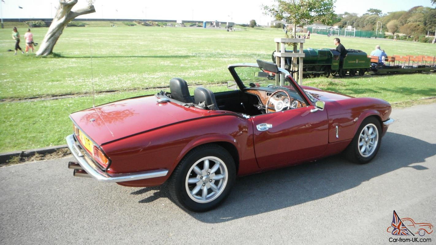triumph spitfire 1976 mk4 1500. Black Bedroom Furniture Sets. Home Design Ideas