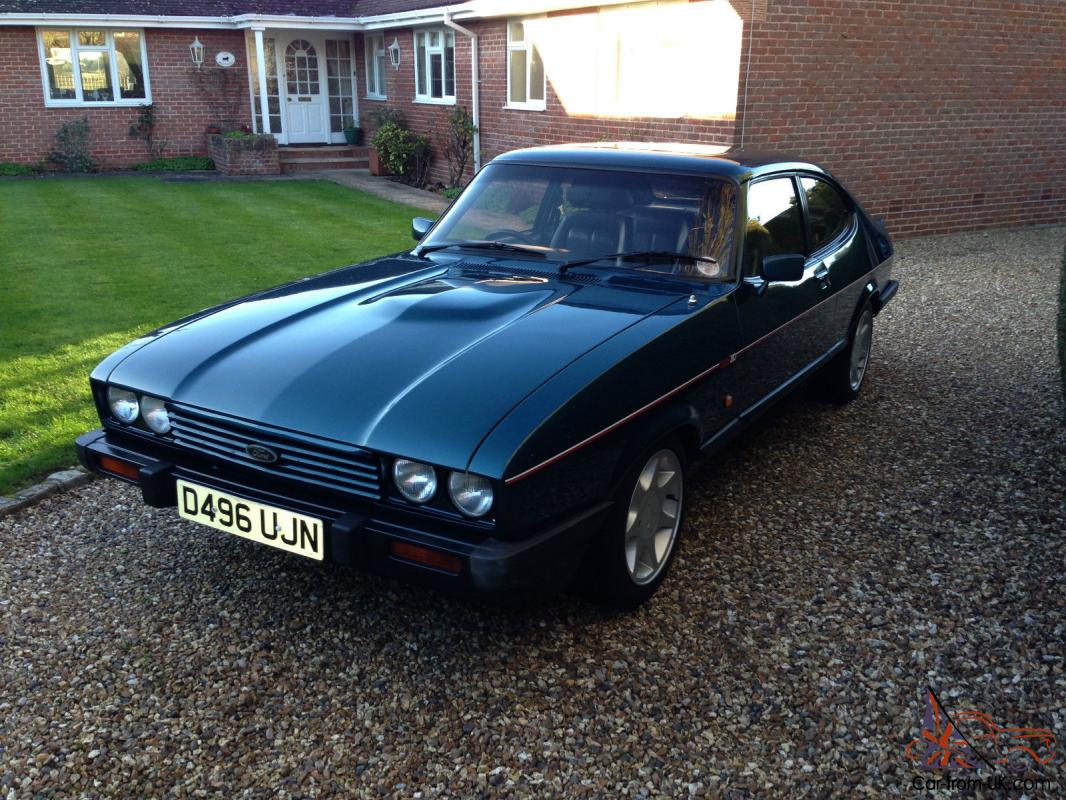 ford capri 280 brooklands green injection special lsd. Black Bedroom Furniture Sets. Home Design Ideas